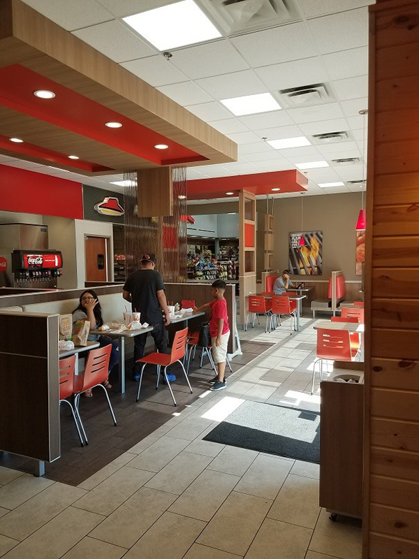 Taco Bell #0148 remodel